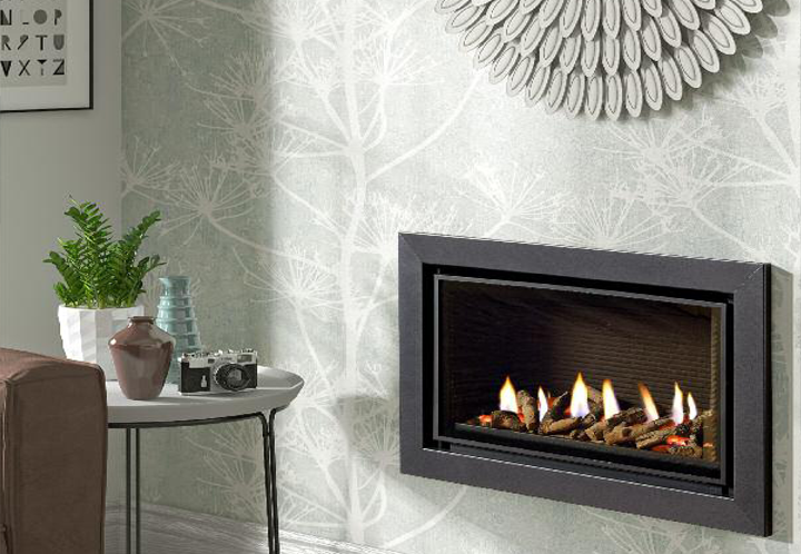Infinity 600 Balanced Flue Gas Fire