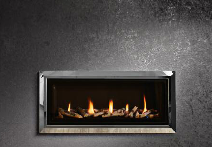 Infinity 890 Balanced Flue Gas Fire