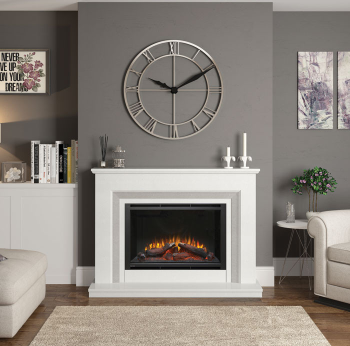 kane graham luxury marble fireplace