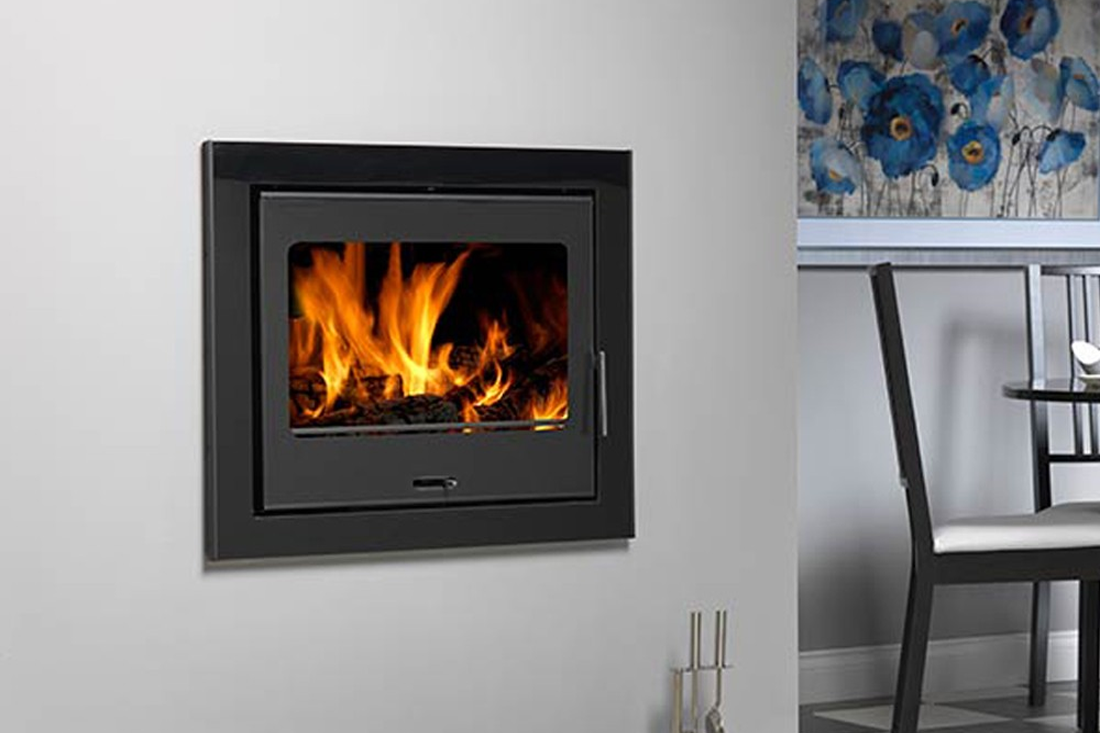 Vega 250 Inset Wood Burning Stove